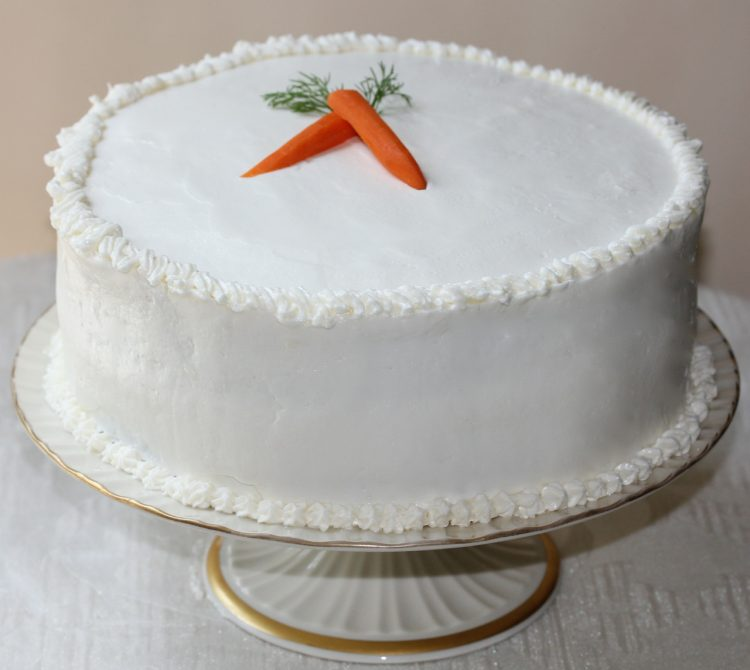 Bill Yosses' Carrot Cake