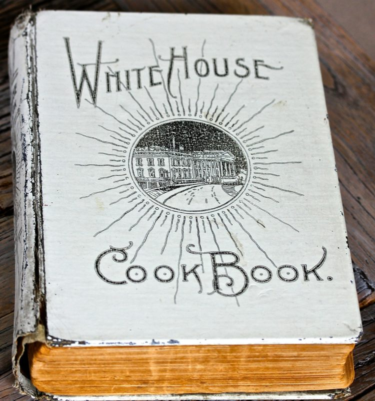 The White House Cookbook & Giveaway!