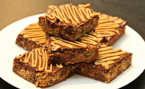 Scott Brown's Peanut Butter Finger Bars