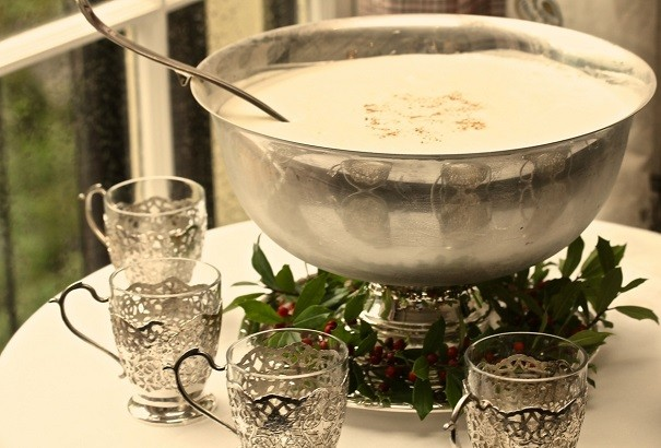 WHITE HOUSE EGGNOG on Americas-Table.com