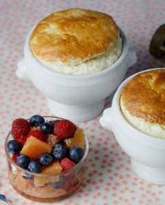 Oatmeal Souffle on Americas-Table.com