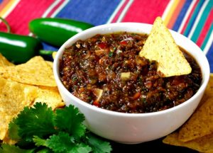 Matt Wendel's Superbowl Salsa on Americas-Table.com