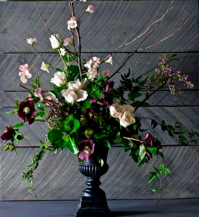 February Flowers on Americas-Table.com