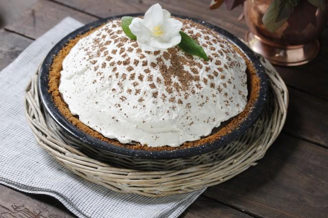 Tex-Mex Chocolate Cinnamon Cream Pie