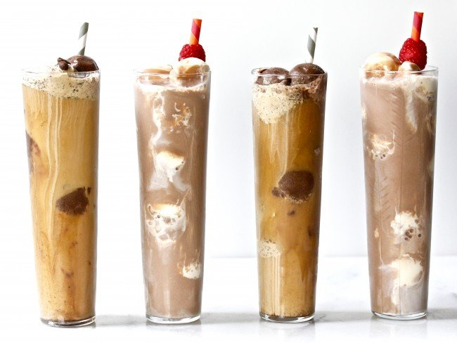 CHOCOLATE SODAS on Americas-Table.com