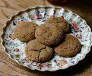 GINGER COOKIES on Americas-Table.com