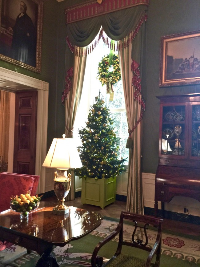 CHRISTMAS AT THE WHITE HOUSE on Americas-Table.com