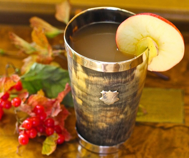 GINGER HOT TODDY - America's Table