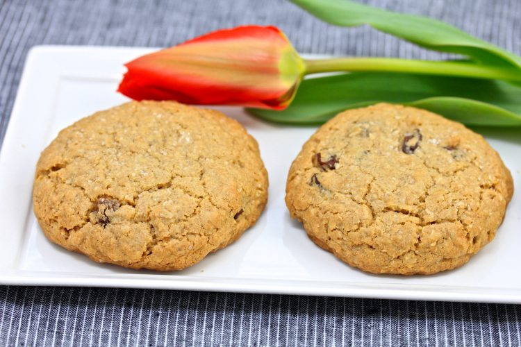 The Thinking Woman's Chocolate Chip Cookie