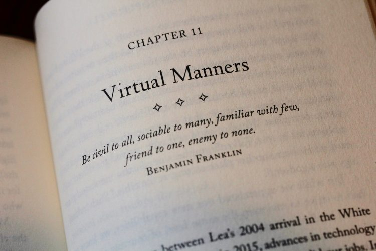 Virtual Manners