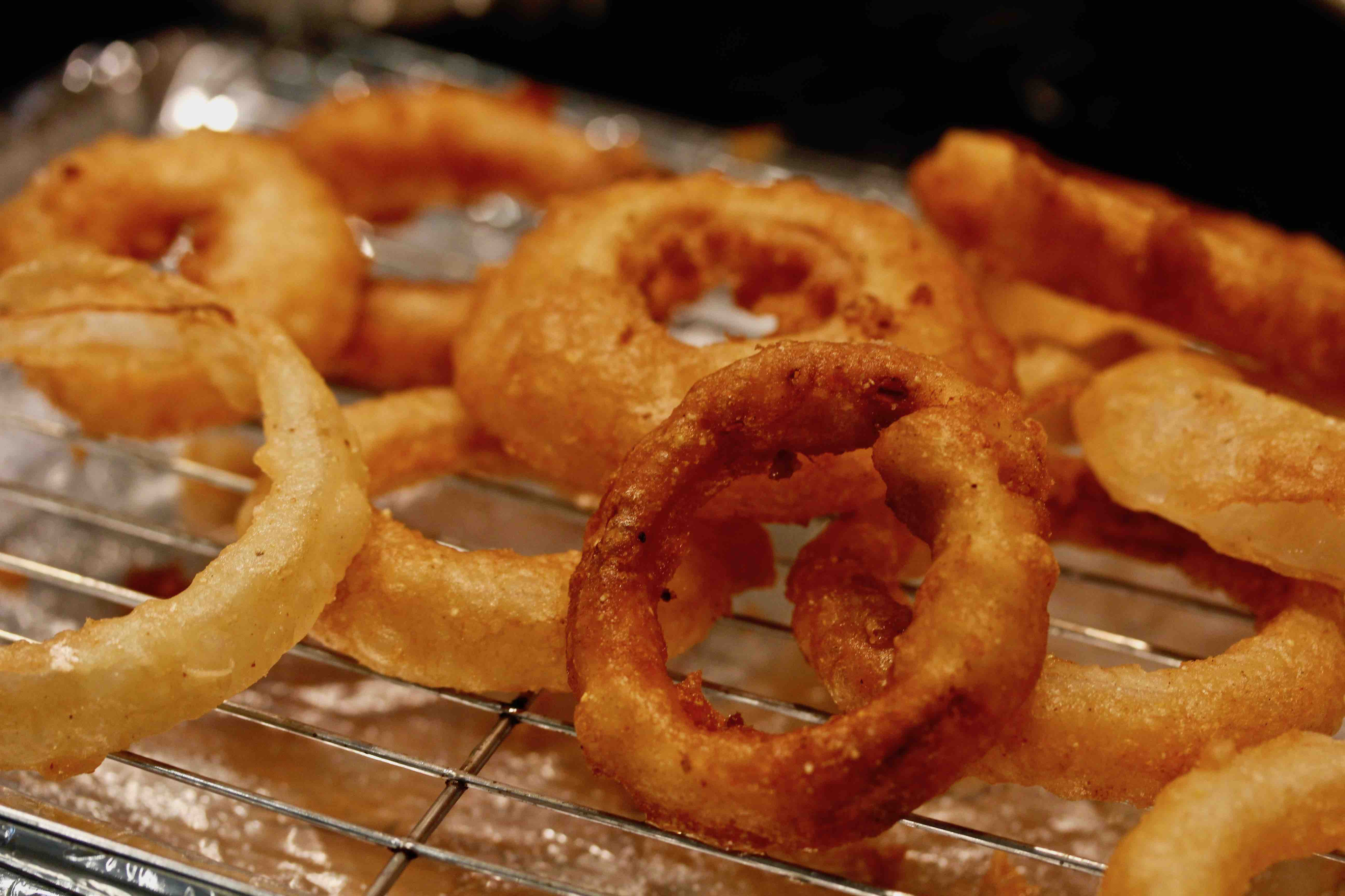 Onion Ring Salad